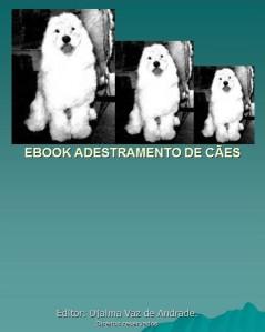 Livro como adestrar cães