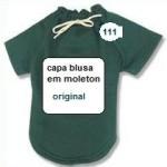 capa blusa de moleton