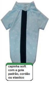 capa blusa de soft
